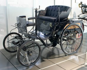 horseless-carriage
