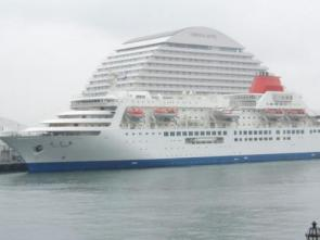 Mega Cruise Ship