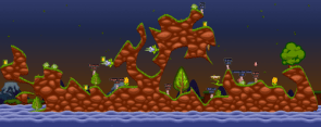 Worms The Video Game