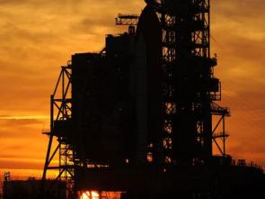 Atlantis On The Launch Pad