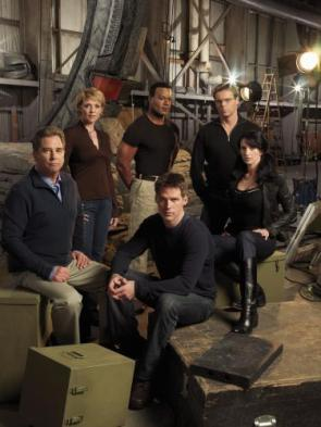 Stargate SG-1 Season 10 Cast