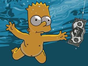 Bart Simpson – Nevermind