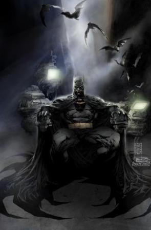 Batman's Throne