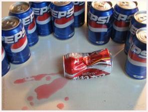 Pepsi = Murderer
