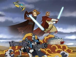 Star Wars – Clone Wars Wallpaper