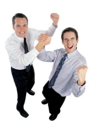 Super Excited Men