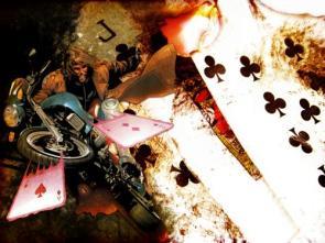 Gambit's Motorcycle