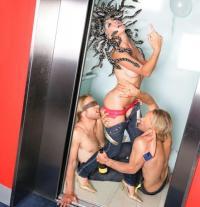 NSFW – Gorgon Elevator