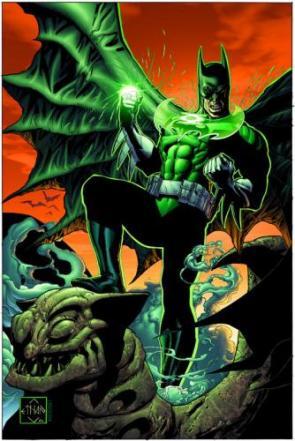 The Green Lantern Batman