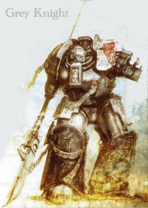 Warhammer 40k – Grey Knight