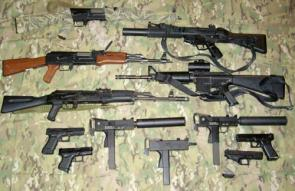 Impressive Gun Collection