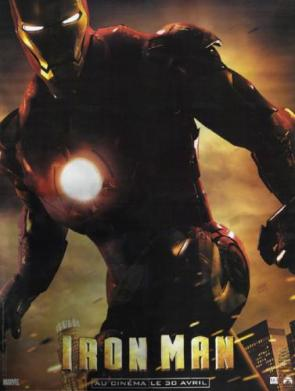 Iron Man Movie Poster