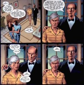 Aunt May Vs Jarvis