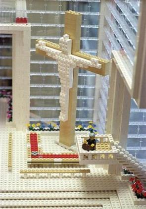 Lego Jesus Christ On A Cross