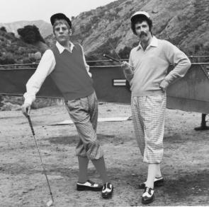 Sexy M.A.S.H. Golfers