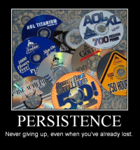 AOL Persistance