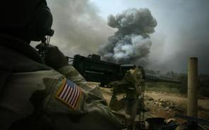 Smokey Battlefield