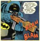 Batman Is A Sniper