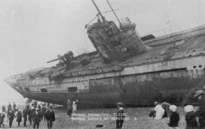 German Submarine, U.118