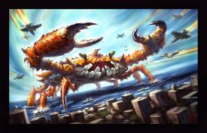 Super Crab