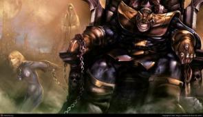 Thanos's Throne