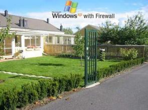Windows XP with Firewall