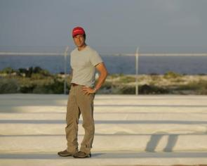 Mike Rowe – Grey Shirt