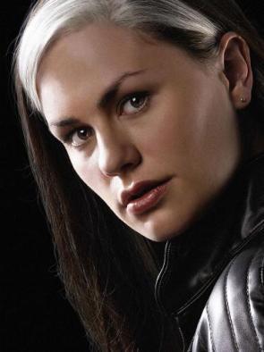 Ann Paquin – Rogue In X-Men 3