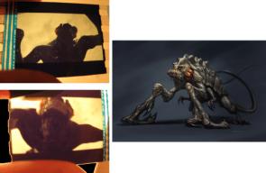 Cloverfield Monster Revealed