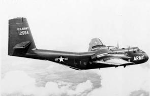 De Havilland C-7 Caribou
