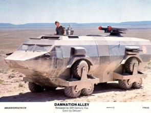 Desert Survival Bus