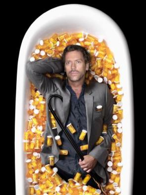 House – Tub of Pills