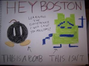 Hey Boston – Learning the difference could save you millions!