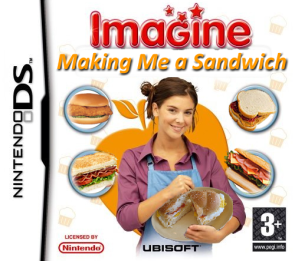 Imagine Video Game
