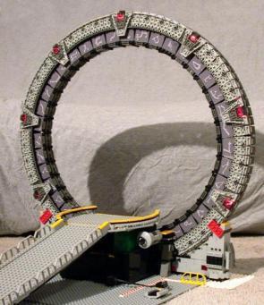 Lego Star Gate