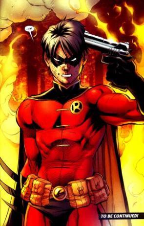 Suicidal Robin