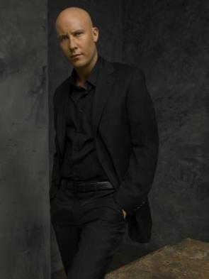 Michael Rosenbaum is Lex Luthor