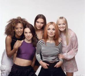 Spice Girls Reunion Photo