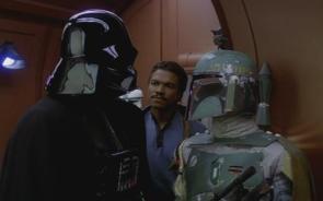 Star Wars Trio – Vader, Boba, Calrissian