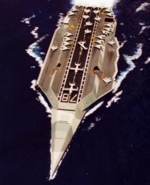 Concept Aircraft Carrier