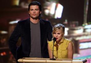 Tom Welling And Kristin Bell