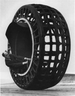 Super Wheel Vehicle