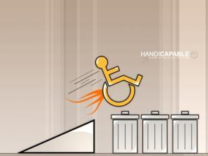 Handicapable Wallpaper