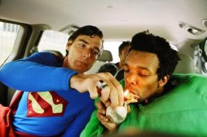 Superman's Crack Pipe
