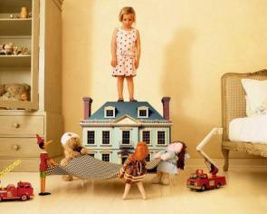 Suicidal Dollhouse Jumper
