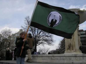 Anonymous Flag