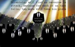 Anonymous Vs Scientology – Knowledge is Free