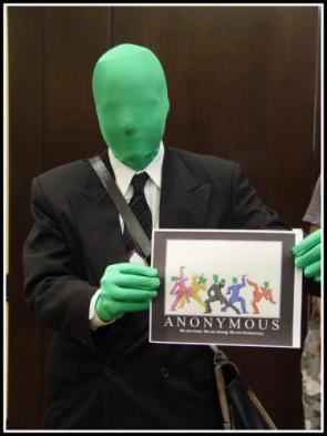 Anonymous by Nanaka Shimada