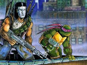 Casey Jones And A Turtle
