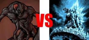 Cloverfield Vs Godzilla